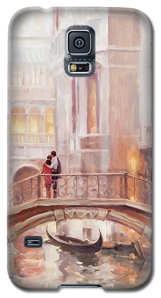 A Perfect Afternoon In Venice Galaxy S5 Case