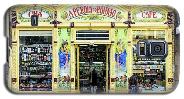 Galaxy S5 Case featuring the photograph A Perola Do Bolhao In Porto by RicardMN Photography