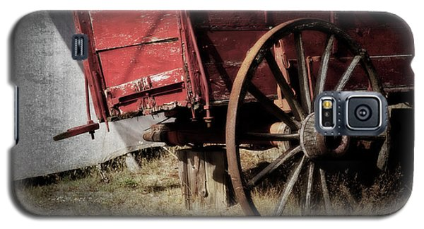 A Piece Of Our History - 365-69 Galaxy S5 Case by Inge Riis McDonald