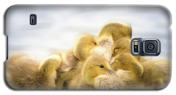 A Pile Of Goslings Galaxy S5 Case