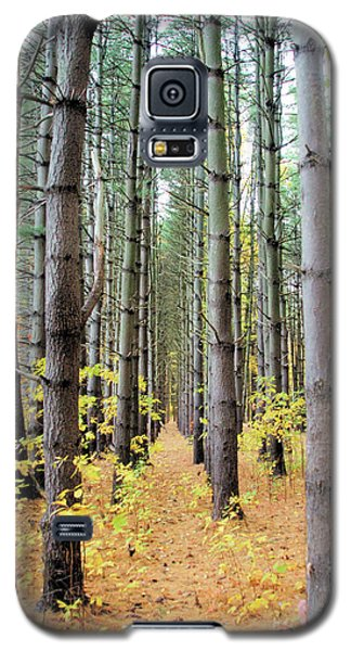A Pines Army Galaxy S5 Case