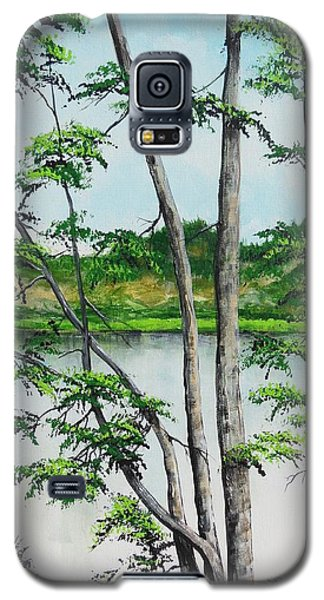 A Place Of Refuge Galaxy S5 Case