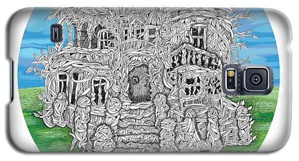 House Of Secrets Galaxy S5 Case