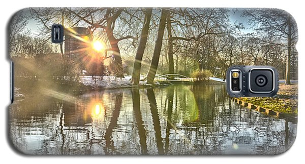 A Pond In Rotterdam Galaxy S5 Case