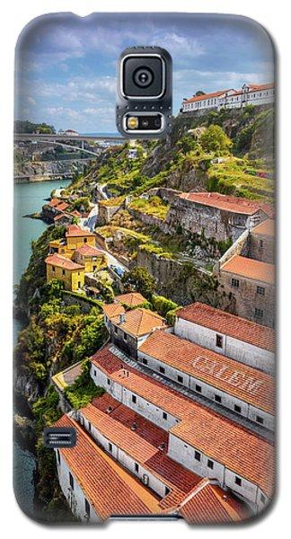 A Portrait Of Porto  Galaxy S5 Case