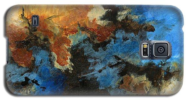 A Precious Few Abstract Galaxy S5 Case