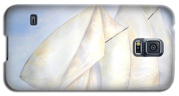 A Press Of Sails Galaxy S5 Case