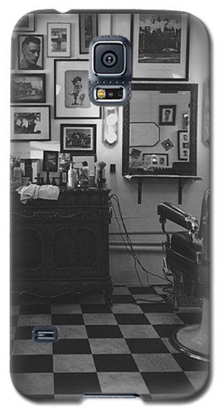 Classic Galaxy S5 Case - The Proper Barbershop by Sean Meier