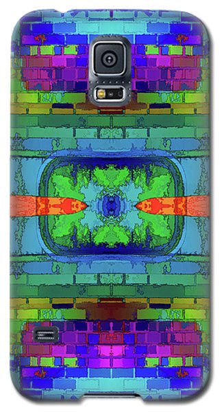 Galaxy S5 Case featuring the digital art A Question Of Balance by Wendy J St Christopher