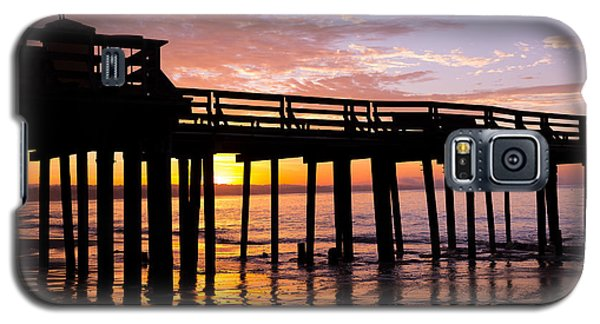 A Quiet And Beautiful Start Galaxy S5 Case