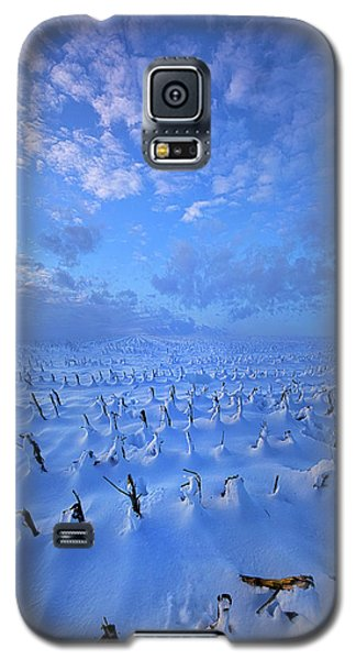 Galaxy S5 Case featuring the photograph A Quiet Light Purely Seen by Phil Koch