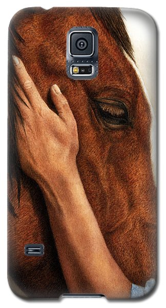 A Quiet Moment Galaxy S5 Case