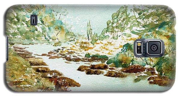 A Quiet Stream In Tasmania Galaxy S5 Case