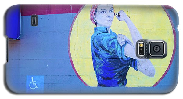 A Real Wonder Woman Galaxy S5 Case