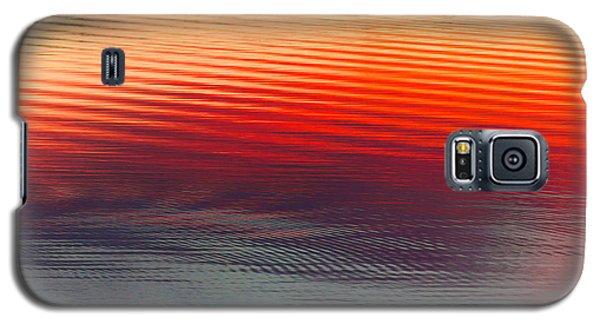 A Resplendent Reflection Galaxy S5 Case by Jan Davies