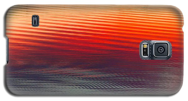 A Resplendent Reflection Galaxy S5 Case