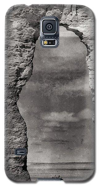 A Ride Through Time Galaxy S5 Case by Darren White