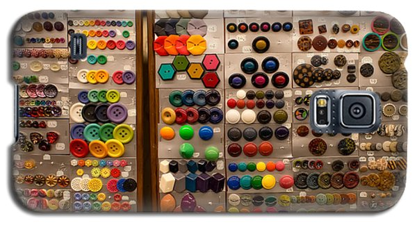 A Riot Of Buttons Galaxy S5 Case