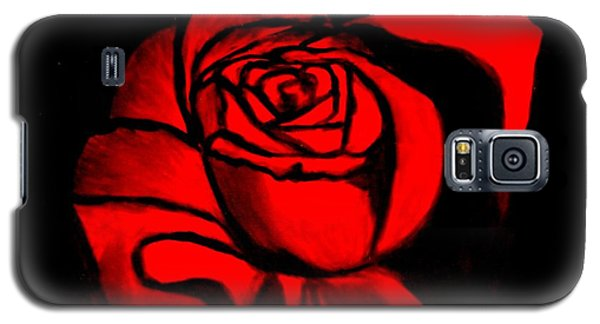 A Rose For Delilah  Galaxy S5 Case