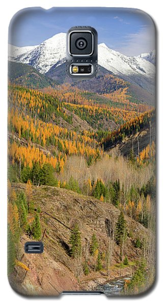 A River Runs Through It Galaxy S5 Case by Jack Bell