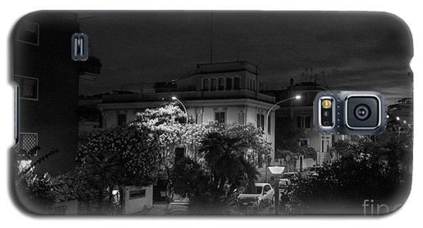 A Roman Street At Night Galaxy S5 Case