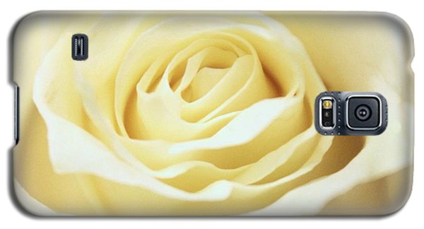A Rose... Galaxy S5 Case by Elizabeth Budd