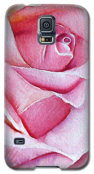 A Rose For You Galaxy S5 Case by Allison Ashton
