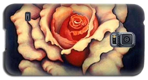 A Rose Galaxy S5 Case