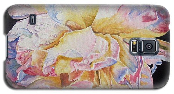 A Rose Galaxy S5 Case by Teresa Beyer