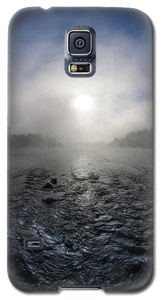 A Rushing River Galaxy S5 Case
