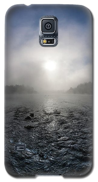 A Rushing River Galaxy S5 Case
