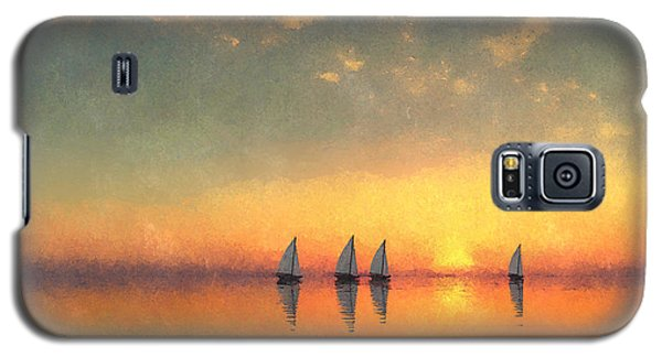 A-sailing... Galaxy S5 Case
