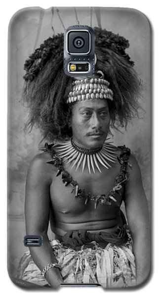 A Samoan High Chief Galaxy S5 Case