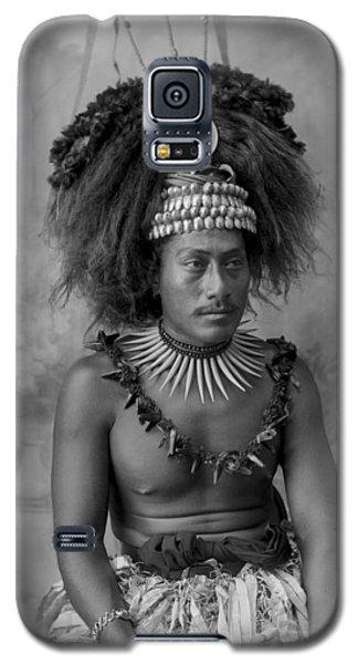 A Samoan High Chief Galaxy S5 Case
