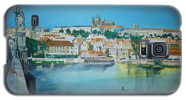 A Scene In Prague 3 Galaxy S5 Case