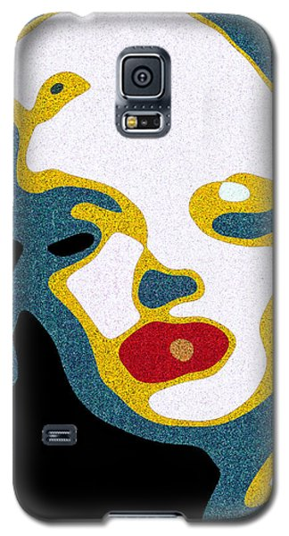 A Sexy Glance Galaxy S5 Case by Pedro L Gili