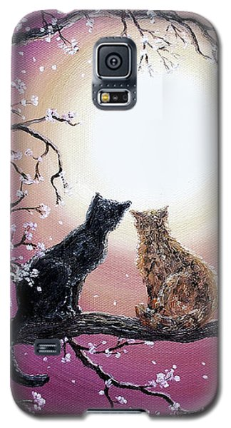 A Shared Moment Galaxy S5 Case