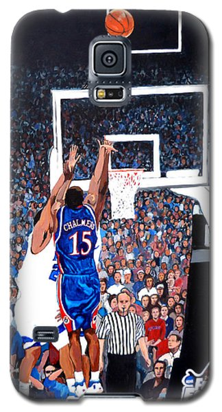 A Shot To Remember - 2008 National Champions Galaxy S5 Case