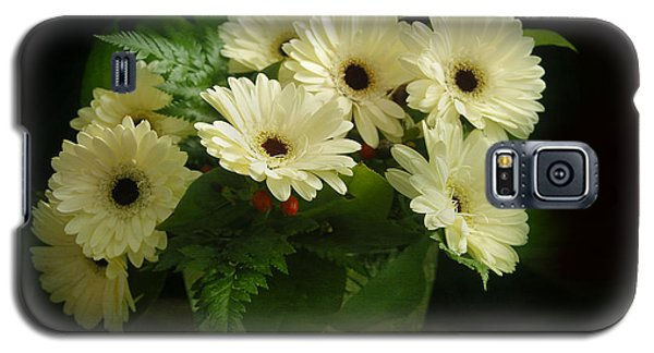 A Simple Bouquet Galaxy S5 Case by Nancy Dempsey