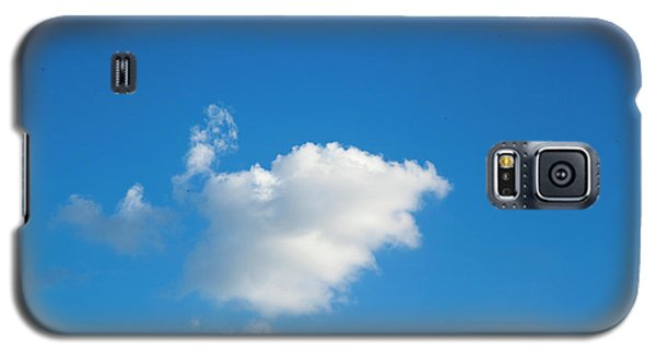 A Single Cloud Galaxy S5 Case