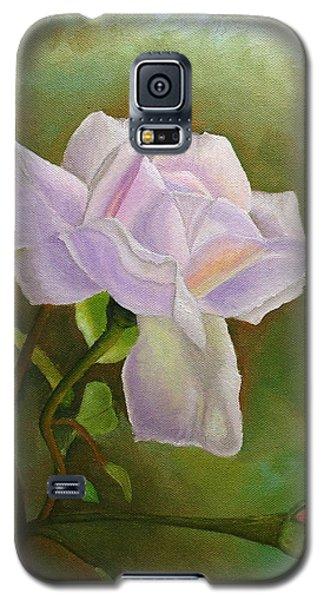 A Single Rose Galaxy S5 Case