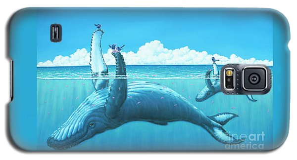 A Small But Splendid Gesture Galaxy S5 Case