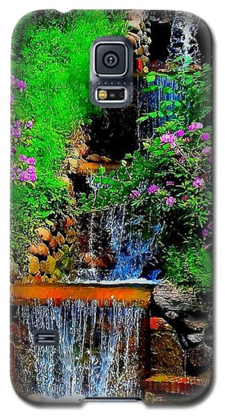 A Small Waterfall In Hbg Sweden Galaxy S5 Case