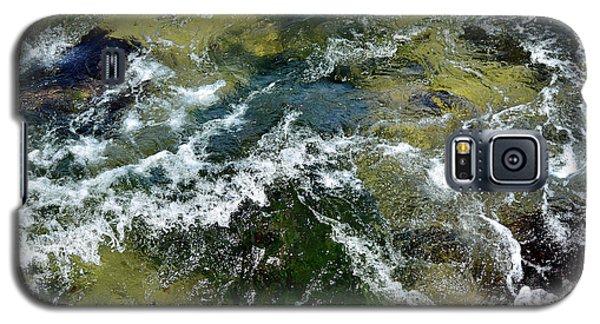 A Sparkling Ocean Palette Galaxy S5 Case