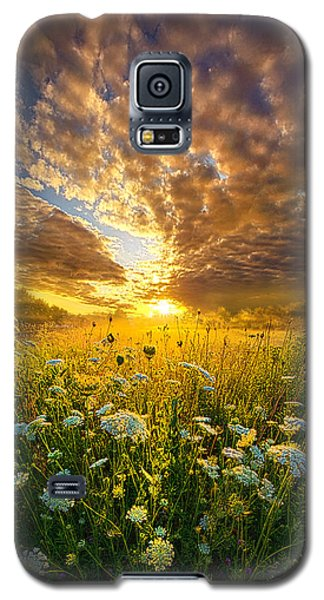 A Spiritual Calling Galaxy S5 Case