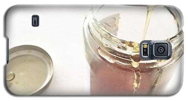 Music Galaxy S5 Case - A Spoonful Of Sugar Helps The Medicine by E M I L Y  B U R T O N