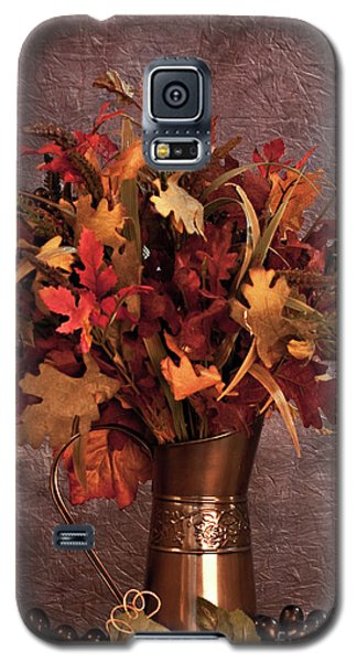A Still Life For Autumn Galaxy S5 Case by Sherry Hallemeier