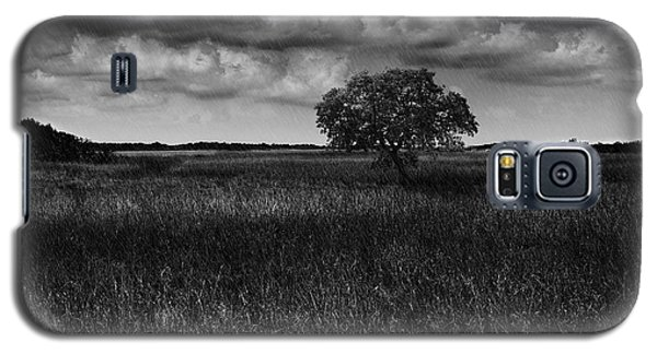 A Storm Is Coming To Wyoming Grasslands Galaxy S5 Case