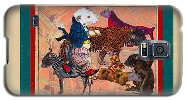 A Strange And Wonderful People Galaxy S5 Case