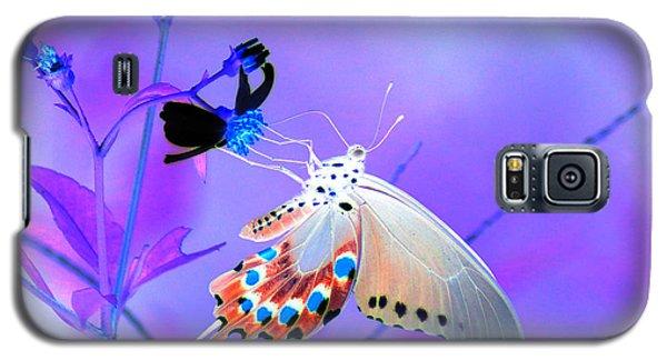 A Strange Butterfly Dream Galaxy S5 Case